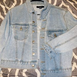 Forever 21 Brooklyn denim jacket